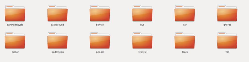 Sub-folder as Image Class